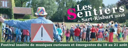 Festival Les Sentiers de Sart Risbart