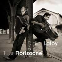 Tuur Florizoone et Didier Laloy
